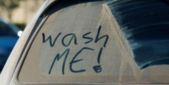 Como manter o carro a brilhar todo o ano wash me