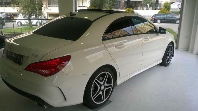 Mercedes CLA 220 CDI AMG Sport