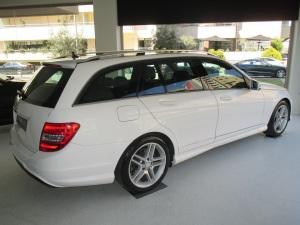 Mercedes C 220 CDI AMG station