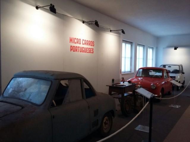 Museu carro do Caramulo micro carros portugueses