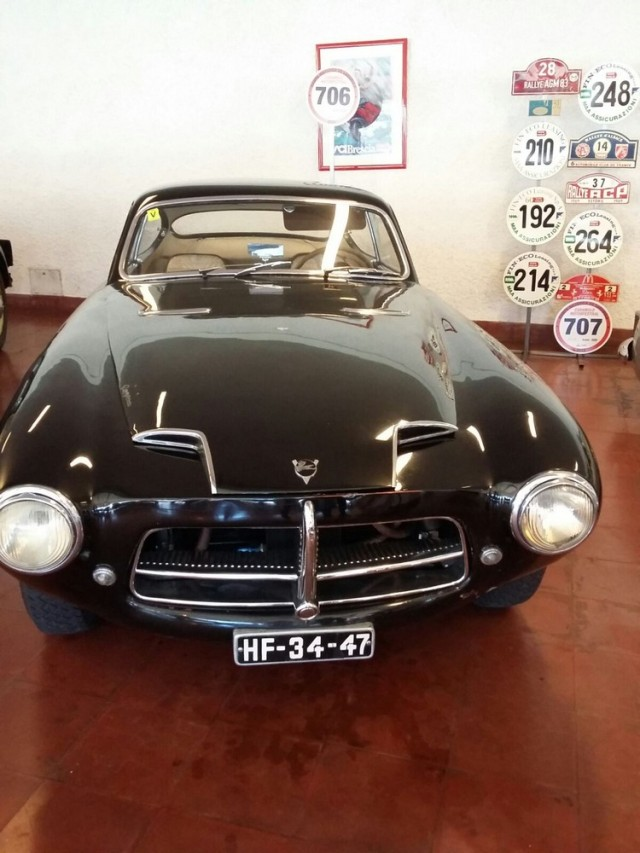 Museu carro do Caramulo Pegaso Z 102 B 1953